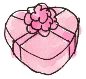 バレンタインにチョコを贈る意味とは