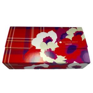 シャトレーゼのショコラスクのボックス