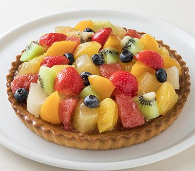 フロ プレステージュ パリのタルトケーキ