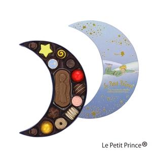 メリーチョコレートと星の王子様のコラボチョコレート(お月さま)