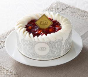 フロ プレステージュ パリのチーズケーキ