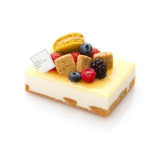 パティスリー・サダハル・アオキ・パリのチーズケーキ