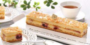 アンリ・シャルパンティエのチーズケーキ