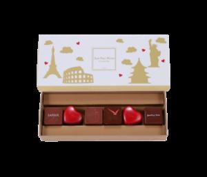 ジャン=ポール・エヴァンのチョコレート